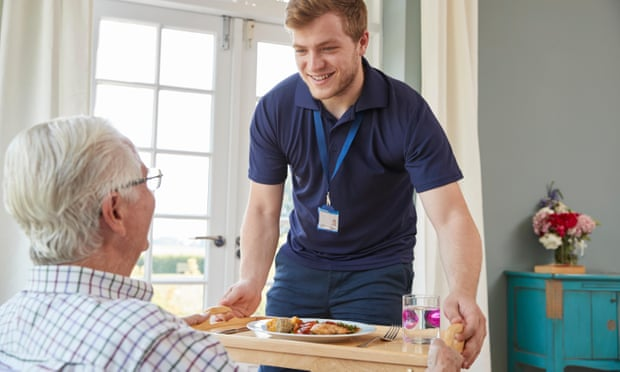 Personal care should be free for over-65s, says thinktank